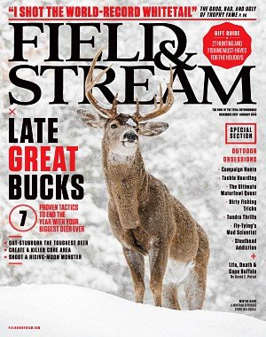 Field and Stream - December 2017