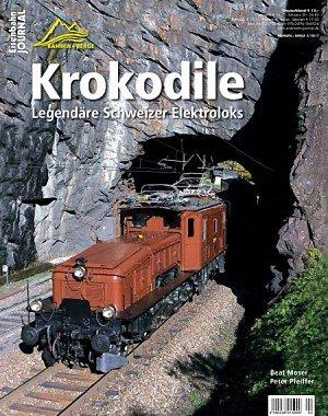 Eisenbahn Journal Bahnen+Berge - Nr.2 2017