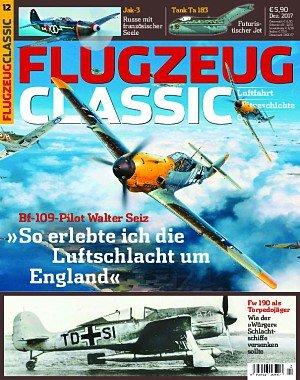 Flugzeug Classic - Dezember 2017