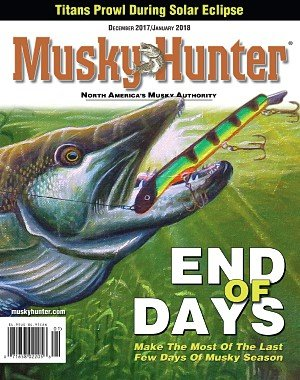 Musky Hunter - December/January 2018