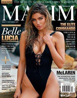 Maxim Australia - December 2017