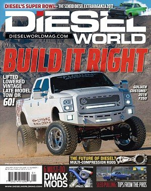 Diesel World - January 2018
