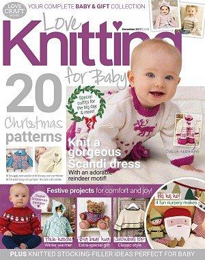 Love Knitting for Babies - December 01, 2017