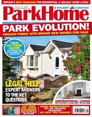 Park Home and Holiday Caravan - January 2018