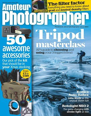 Amateur Photographer - 25 November 2017