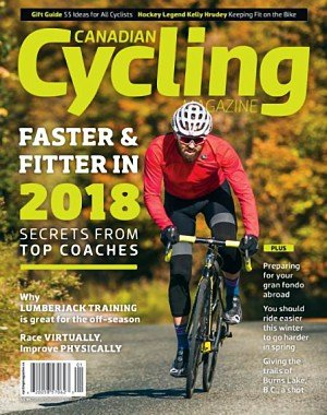 Canadian Cycling - December 2017 - January 2018