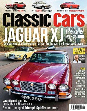 Classic Cars UK - January 2018
