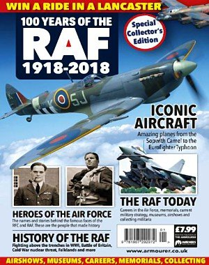 The Armourer - 100 Years of the RAF 1918-2018 (2017)
