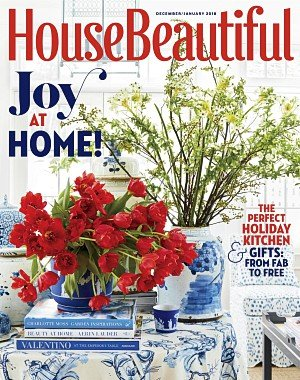 House Beautiful USA - December 2017
