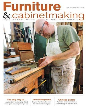 Furniture and  Cabinetmaking - Winter 2017