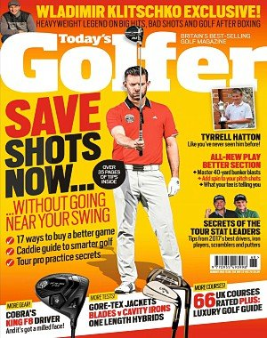 Today's Golfer UK - January 2018
