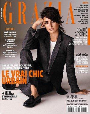 Grazia France - 24 novembre 2017
