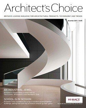Architect's Choice - November/December 2017