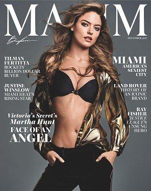 Maxim USA - December 2017