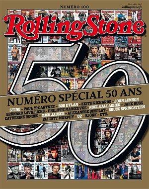 Rolling Stone France - décembre 2017
