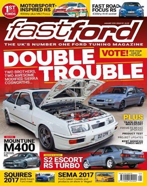 Fast Ford - January 2018