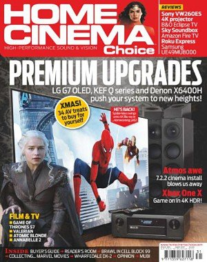 Home Cinema Choice - Xmas 2017