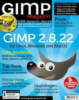 GIMP Magazin - Dezember 2017 - Februar 2018