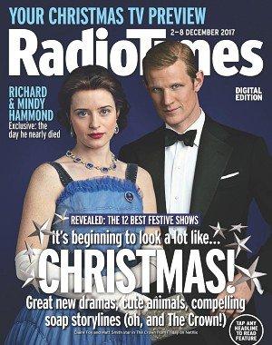 Radio Times - 02 December 2017