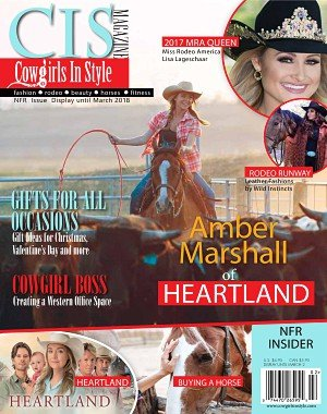 Cowgirls In Style - November 29, 2017