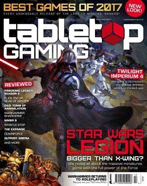 Tabletop Gaming - December 2017