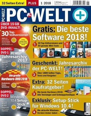 PC-Welt - Januar 2018