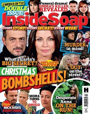 Inside Soap UK - 09 December 2017