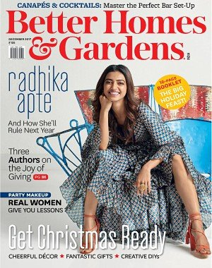 Better Homes and Gardens India - January 2018