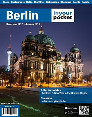 Berlin In Your Pocket - December 2017-January 2018