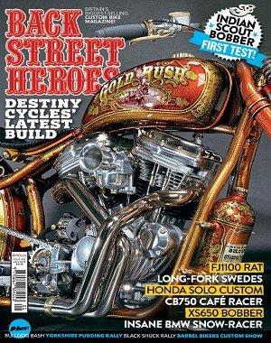 Back Street Heroes - January 2018