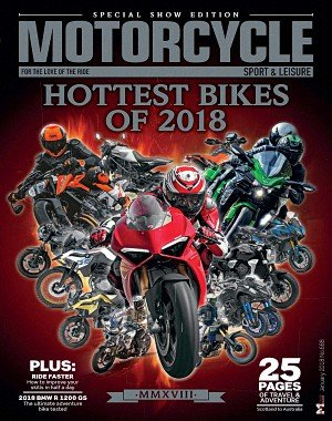 Motorcycle Sport and Leisure - February 2018