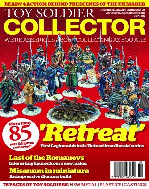 Toy Soldier Collector - January/February 2018