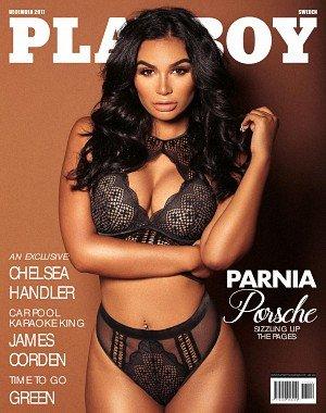 Playboy Sweden - December 2017