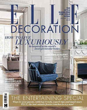 Elle Decoration UK - January 2018