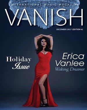 Vanish Magic Magazine - December 05, 2017