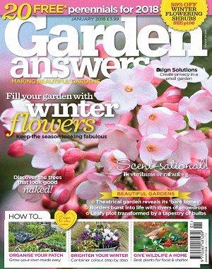 Garden Answers - January 2018