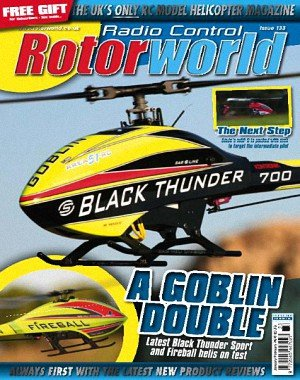 Radio Control Rotor World - January 2018