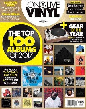 Long Live Vinyl - January 2018