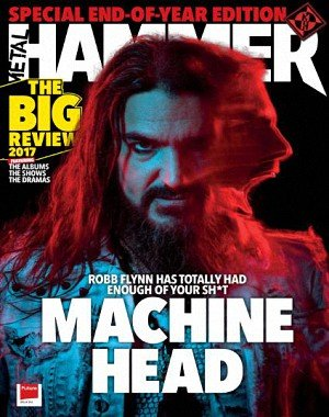 Metal Hammer UK - January 2018