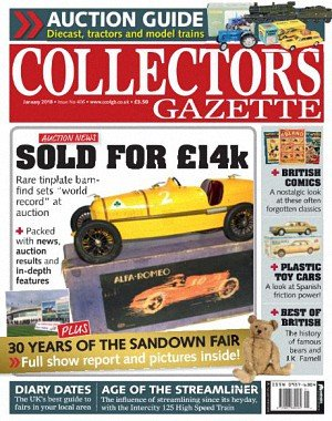 Collectors Gazette - January 2018