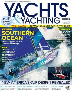 Yachts and Yachting - January 2018
