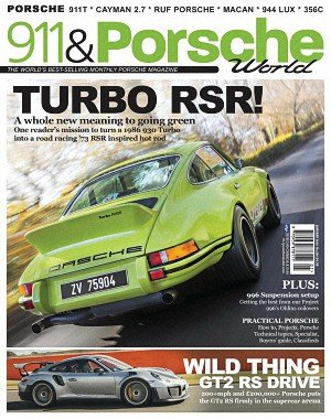 911 and Porsche World - January 2018