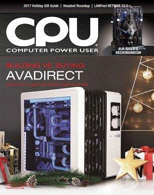 Computer Power User - December 2017