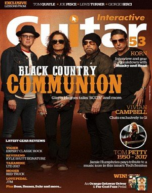 Guitar Interactive - Issue 53 2017