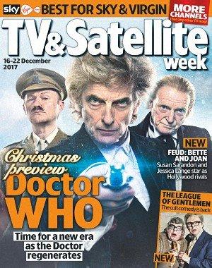 TV and Satellite Week - 16 December 2017
