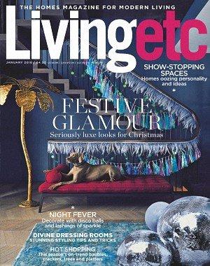 Living Etc UK - January 2018