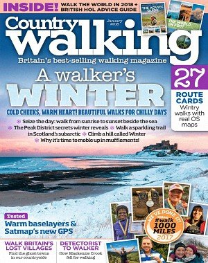 Country Walking - January 2018