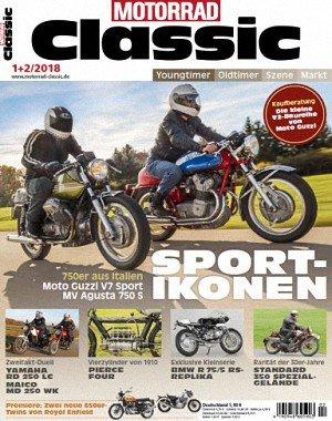 Motorrad Classic No 01 02 – Januar Februar 2018