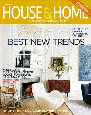House and Home - January 2018