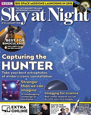 BBC Sky at Night - January 2018
